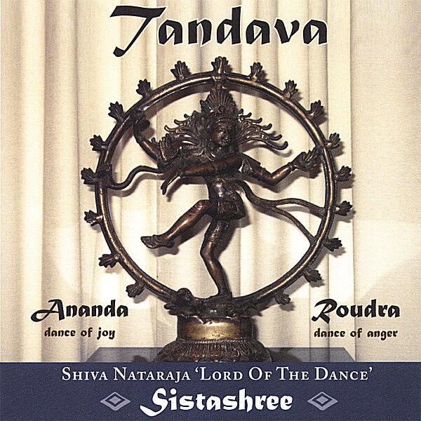 Cover art for Tandava