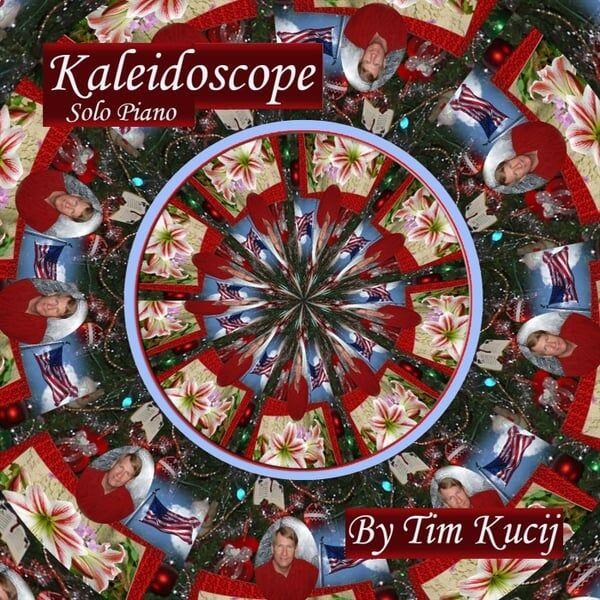 Cover art for Kaleidoscope