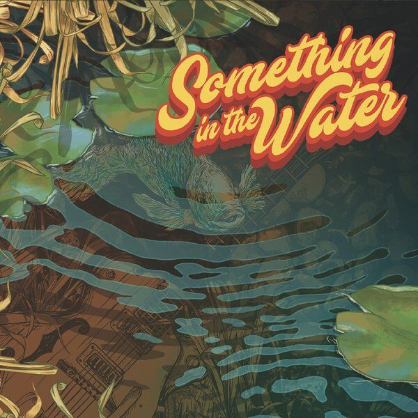 Cover art for Something in the Water