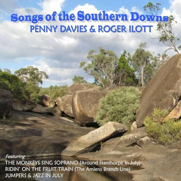 Cover art for Songs of the Southern Downs