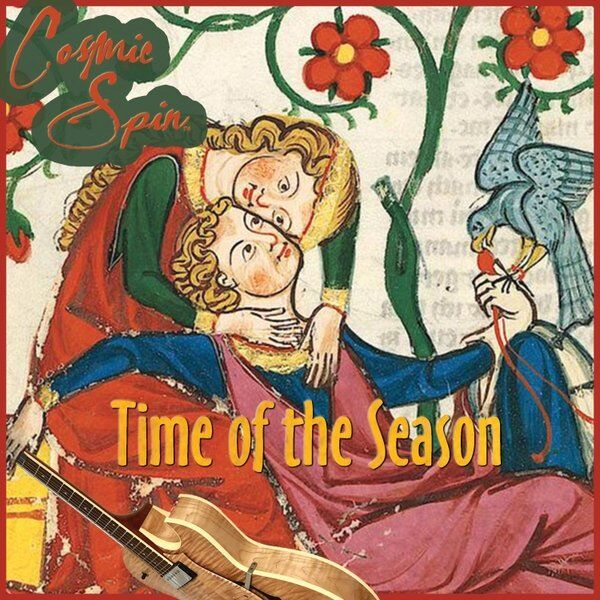 Cover art for Time of the Season