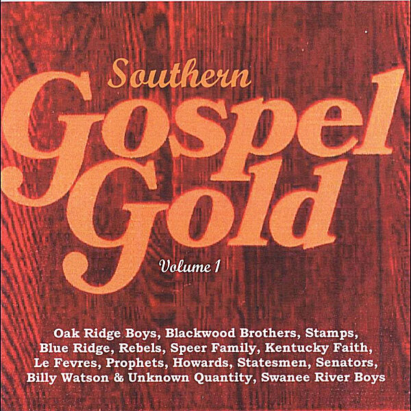 Cover art for Southern Gospel Gold