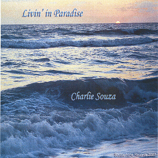 Cover art for Livin' in Paradise