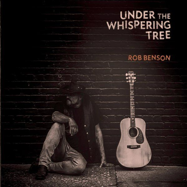 Cover art for Under the Whispering Tree