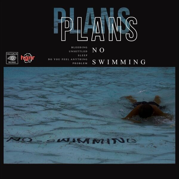 Cover art for No Swimming
