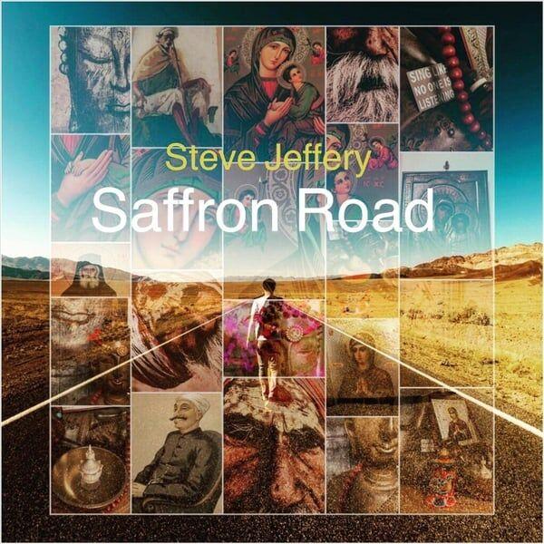 Cover art for Saffron Road