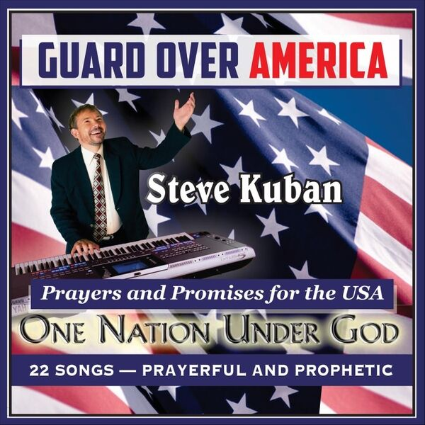 Cover art for Guard over America