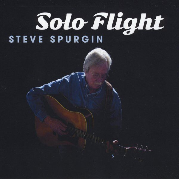 Cover art for Solo Flight