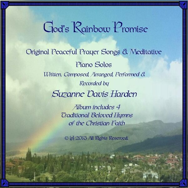 Cover art for God's Rainbow Promise