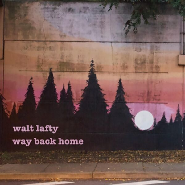 Cover art for Way Back Home