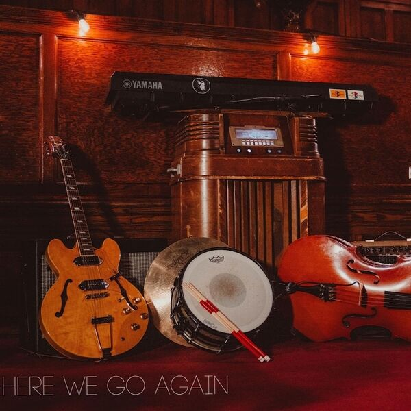 Cover art for Here We Go Again