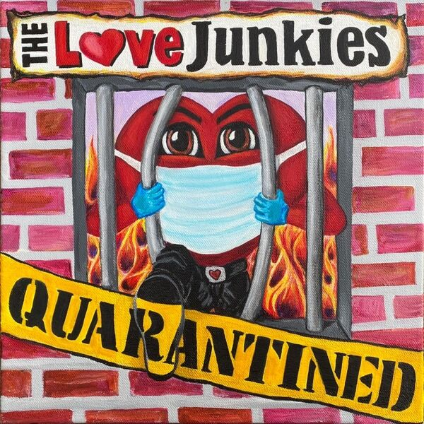Cover art for Quarantined