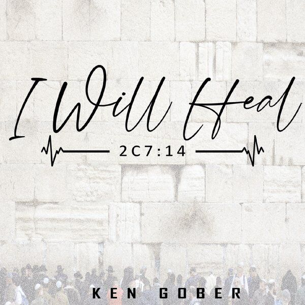 Cover art for I Will Heal