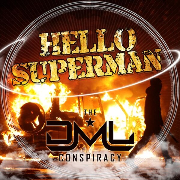 Cover art for Hello Superman