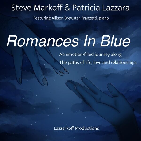 Cover art for Romances in Blue