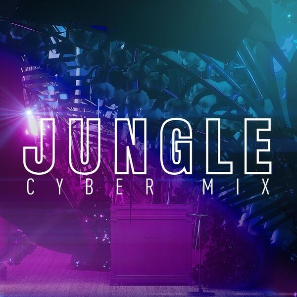 Cover art for Jungle (Cyber Mix)