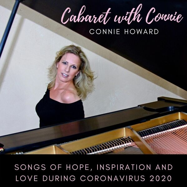 Cover art for Cabaret with Connie