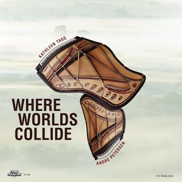 Cover art for Where Worlds Collide