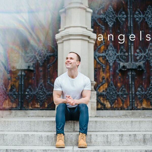 Cover art for Angels