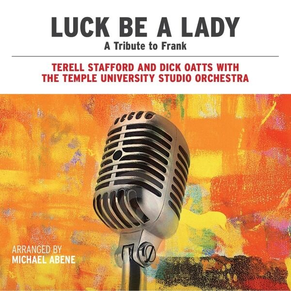 Cover art for Luck Be a Lady: A Tribute to Frank