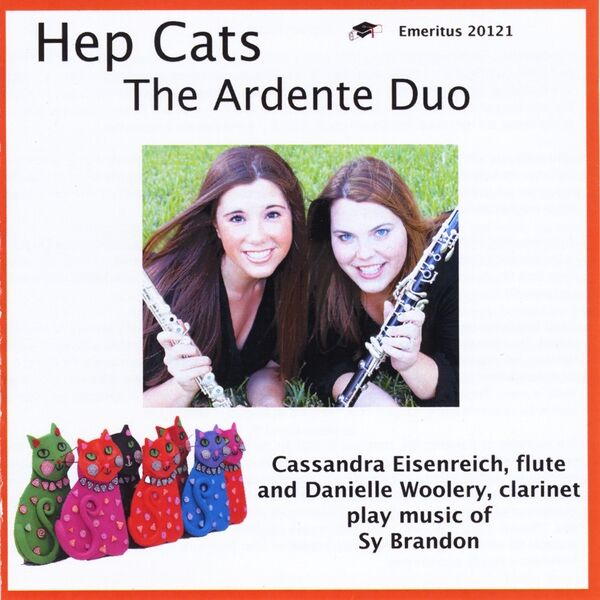 Cover art for Hep Cats