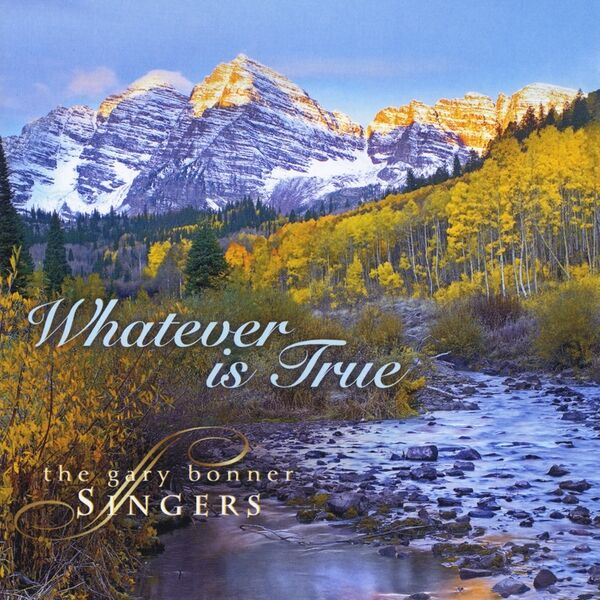 Cover art for Whatever Is True