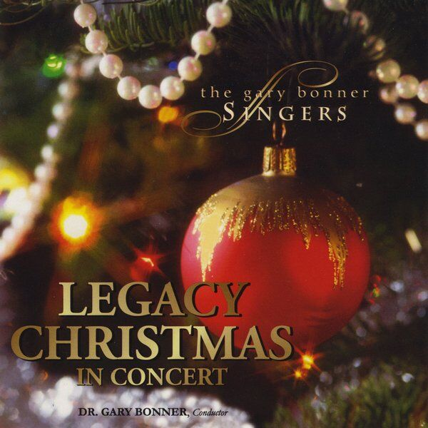 Cover art for Legacy Christmas in Concert