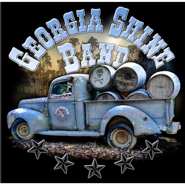 Cover art for The Georgia Shine Band