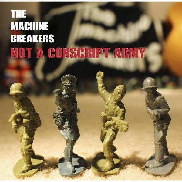 Cover art for Not a Conscript Army