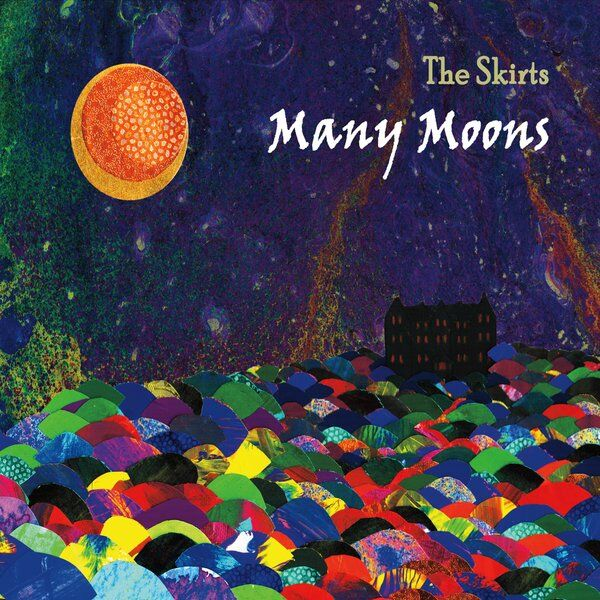 Cover art for Many Moons