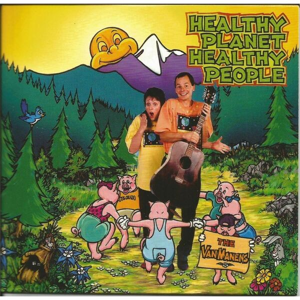 Cover art for Healthy Planet Healthy People