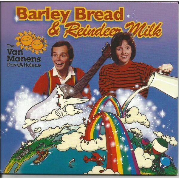 Cover art for Barley Bread & Reindeer Milk