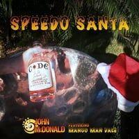 Speedo Santa