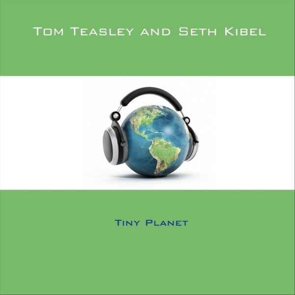 Cover art for Tiny Planet