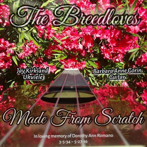 Cover art for Made from Scratch