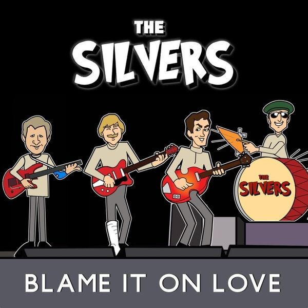 Cover art for Blame It on Love