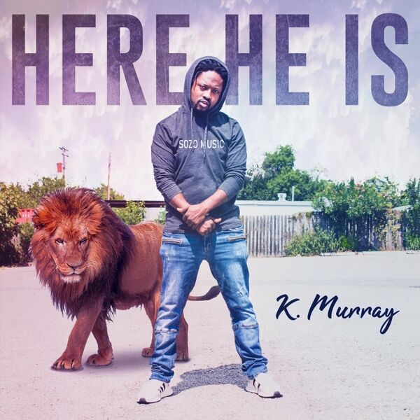 Cover art for Here He Is