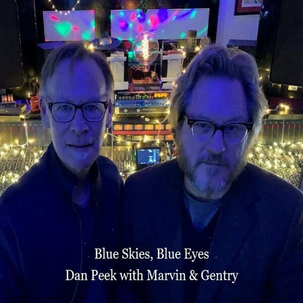 Cover art for Blue Skies, Blue Eyes