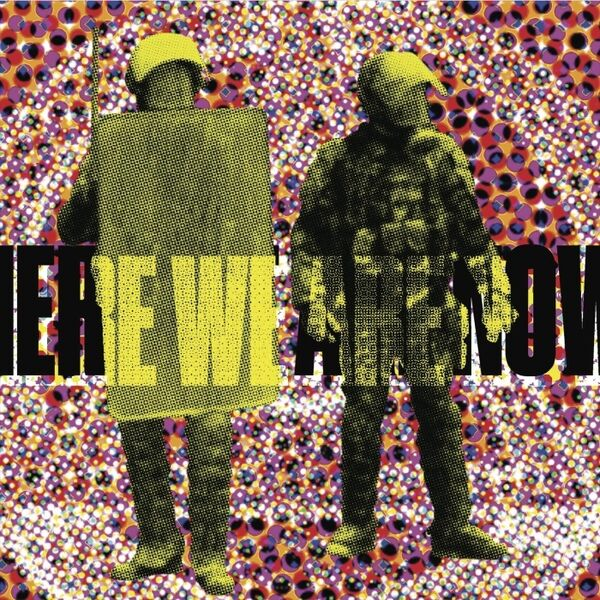 Cover art for Here We Are Now