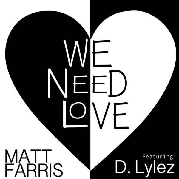 Cover art for We Need Love