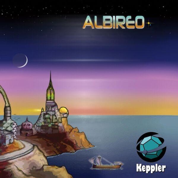Cover art for Albireo