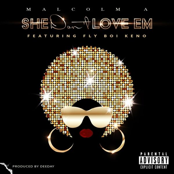 Cover art for She Don't Love Em