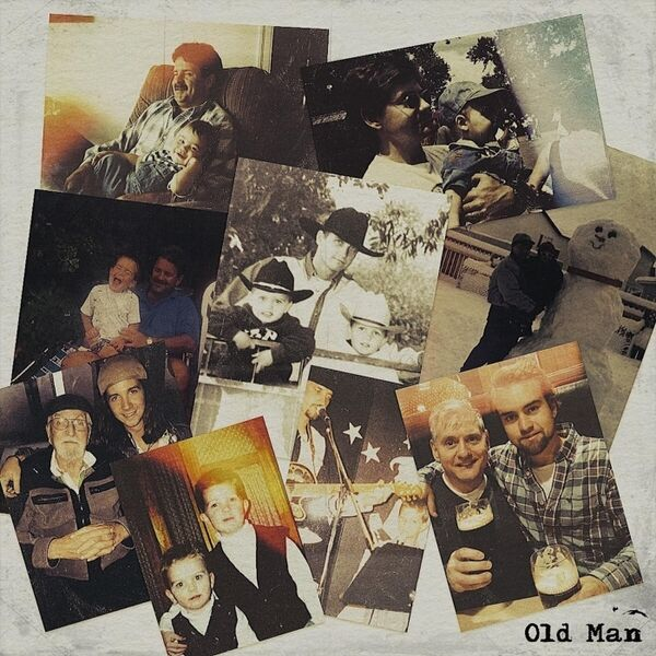 Cover art for Old Man