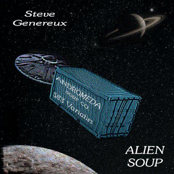 Cover art for Alien Soup