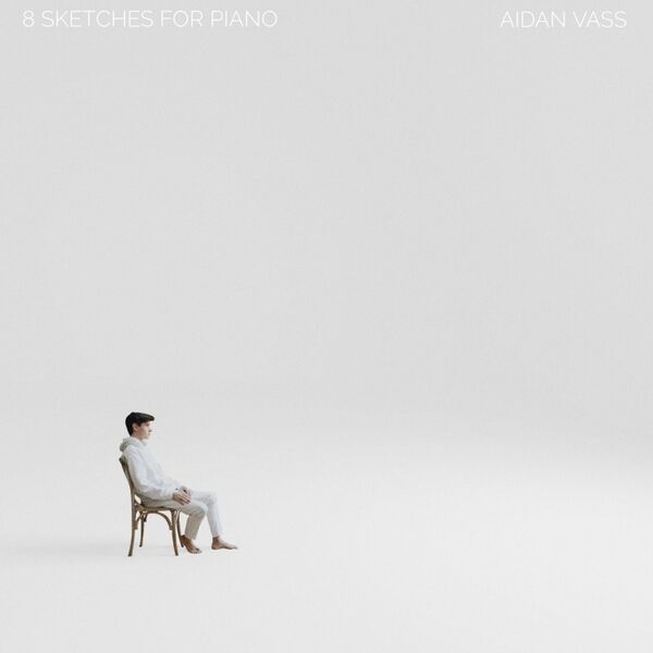 Cover art for 8 Sketches for Piano