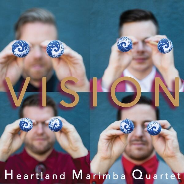 Cover art for Vision