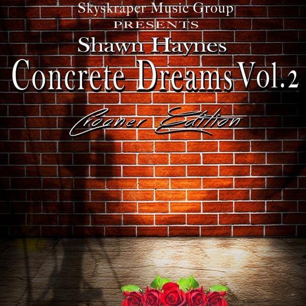 Cover art for Concrete Dreams, Vol. 2