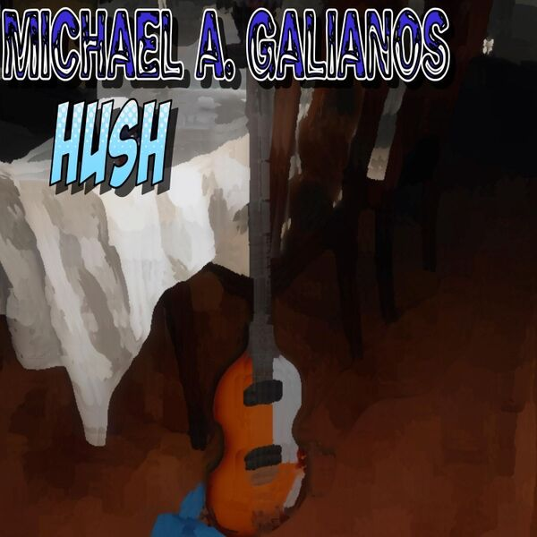 Cover art for Hush