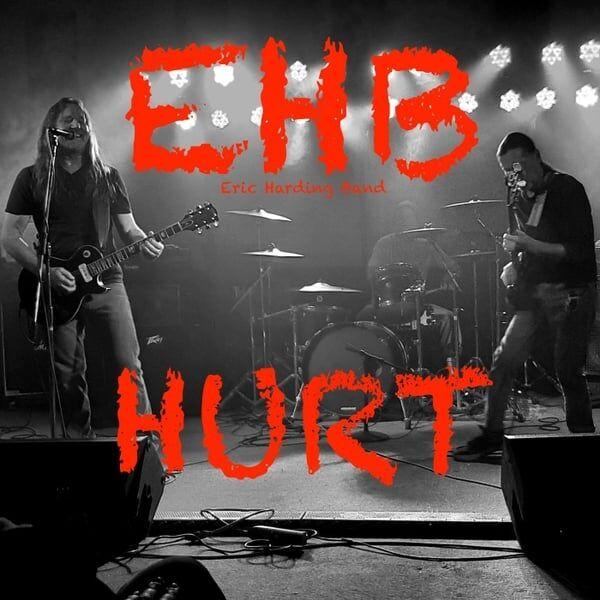 Cover art for Hurt