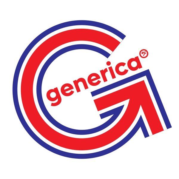 Cover art for Generica (Radio Edit)